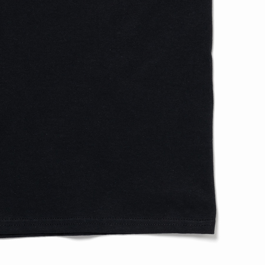 Good Will Tee LS 詳細画像 Black 8