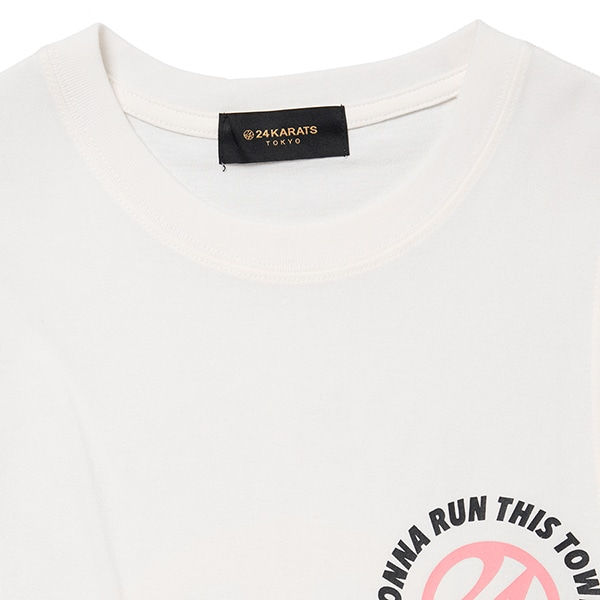 Run the Town Tee NS 詳細画像
