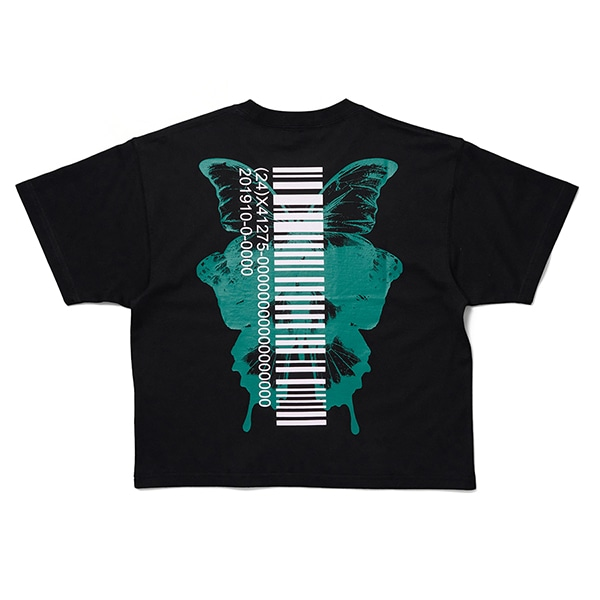 Butterfly Tee SS