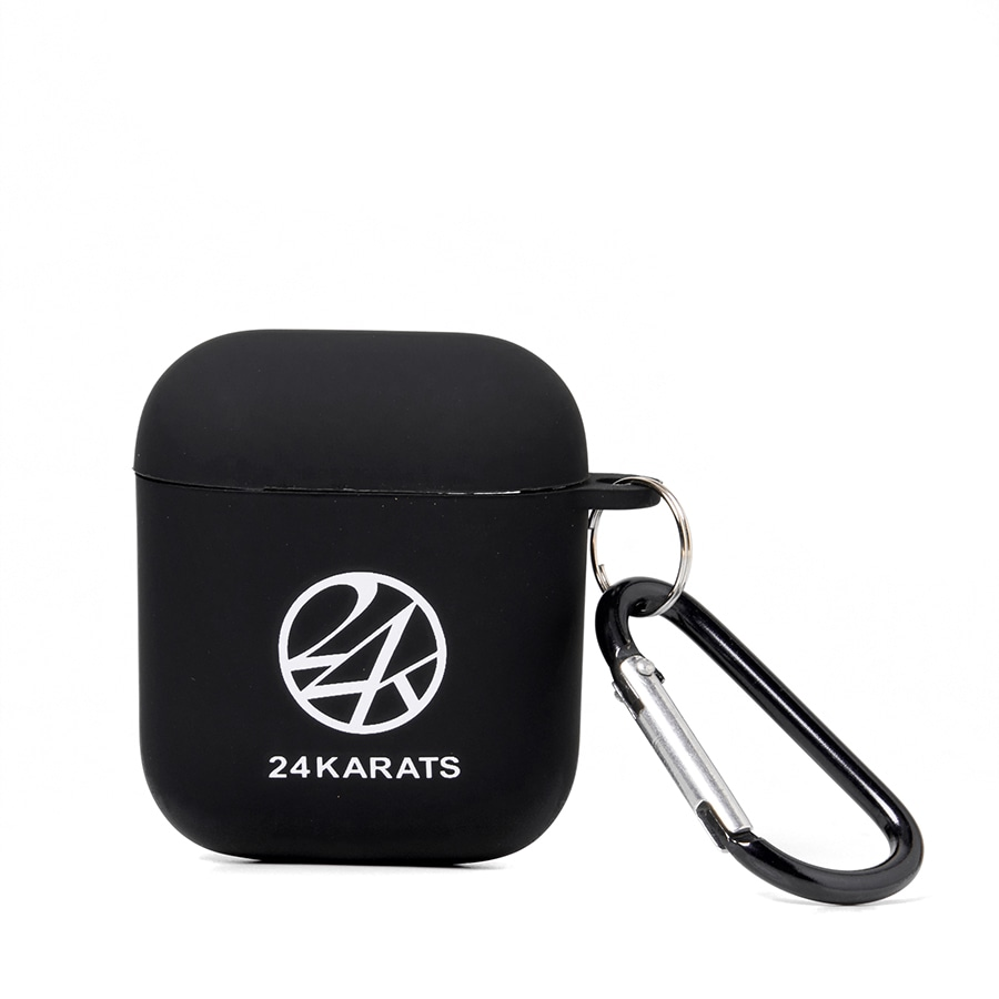 24K Air Pods Case 詳細画像 Black 1