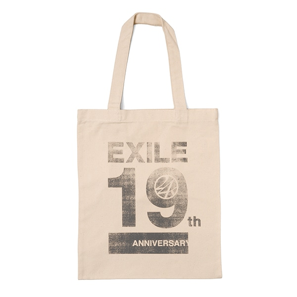 EXILE 19th Tote