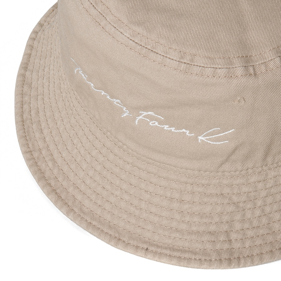 Meridian Bucket Hat 詳細画像 White 5