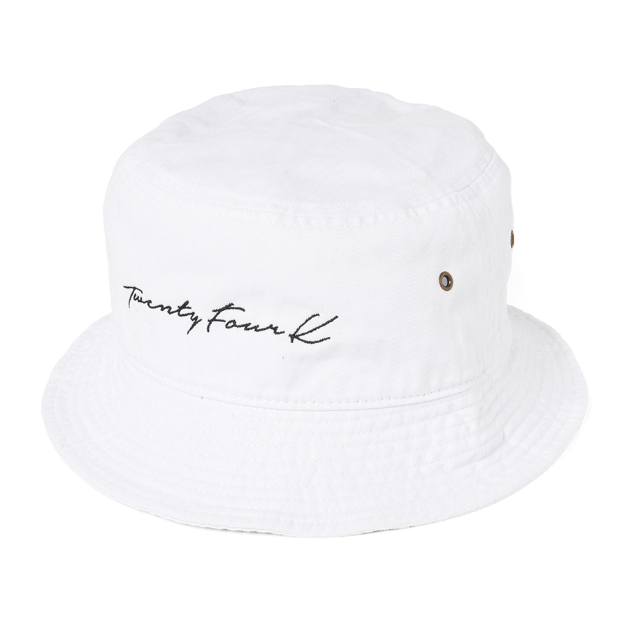 Meridian Bucket Hat 詳細画像 White 1