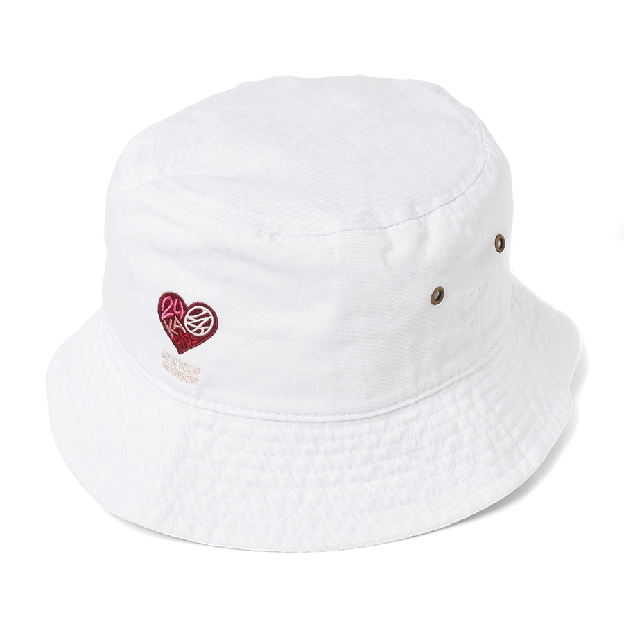 Neighbor Bucket Hat 詳細画像 White 1