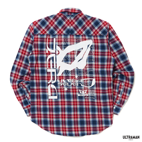 ZERO Check Shirt LS
