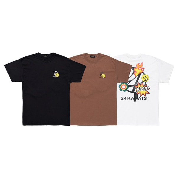 Cartoon Logo Tee SS 詳細画像
