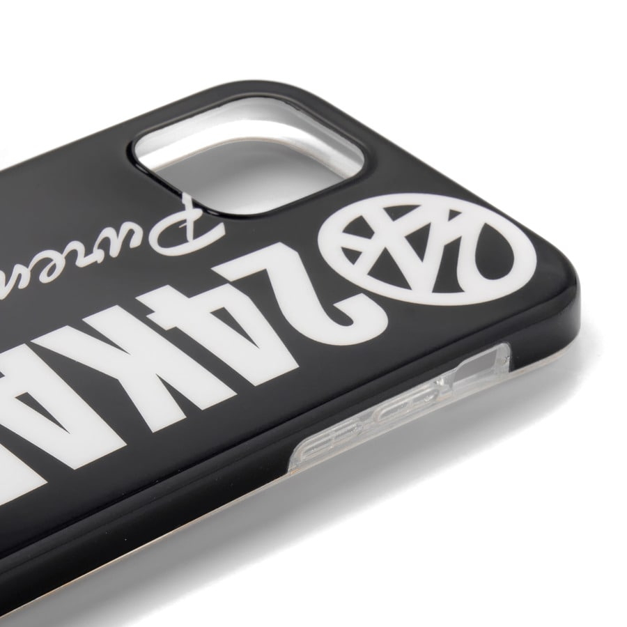Bold Logo iPhone Case 11 Pro 詳細画像 Red 4