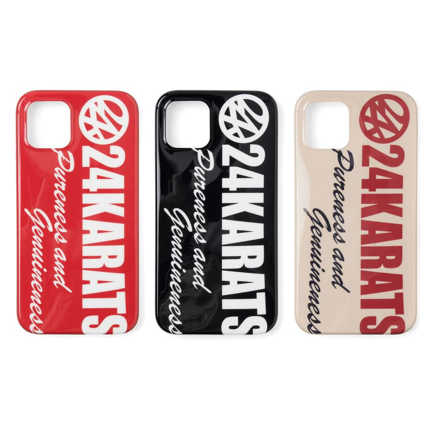 Bold Logo iPhone Case 11 Pro 詳細画像 Red 7