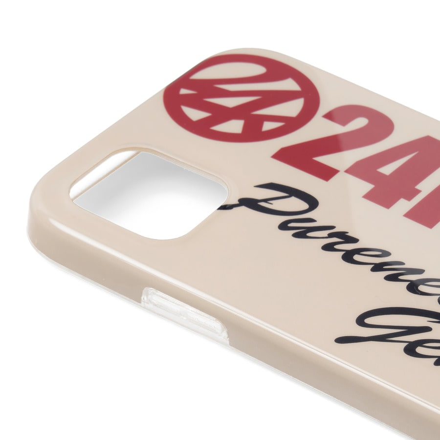 Bold Logo iPhone Case 11 詳細画像 Beige 2