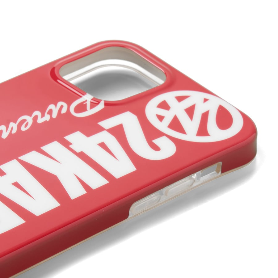 Bold Logo iPhone Case 12/12Pro 詳細画像 Black 4