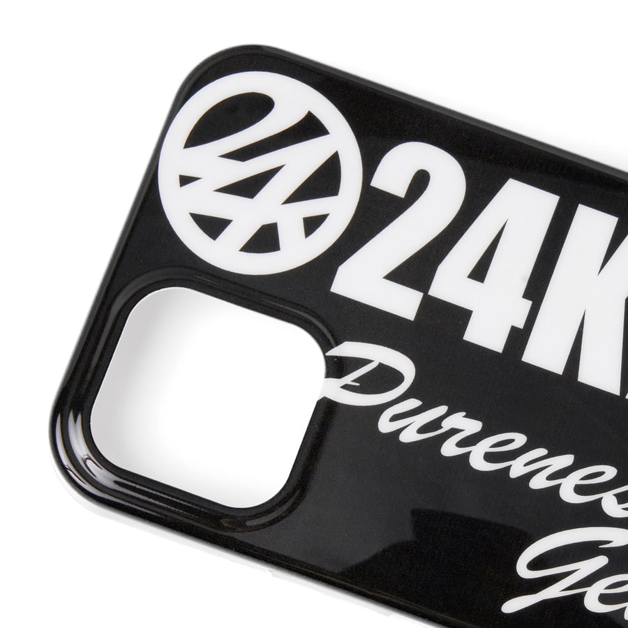 Bold Logo iPhone Case 12/12Pro 詳細画像 Black 5
