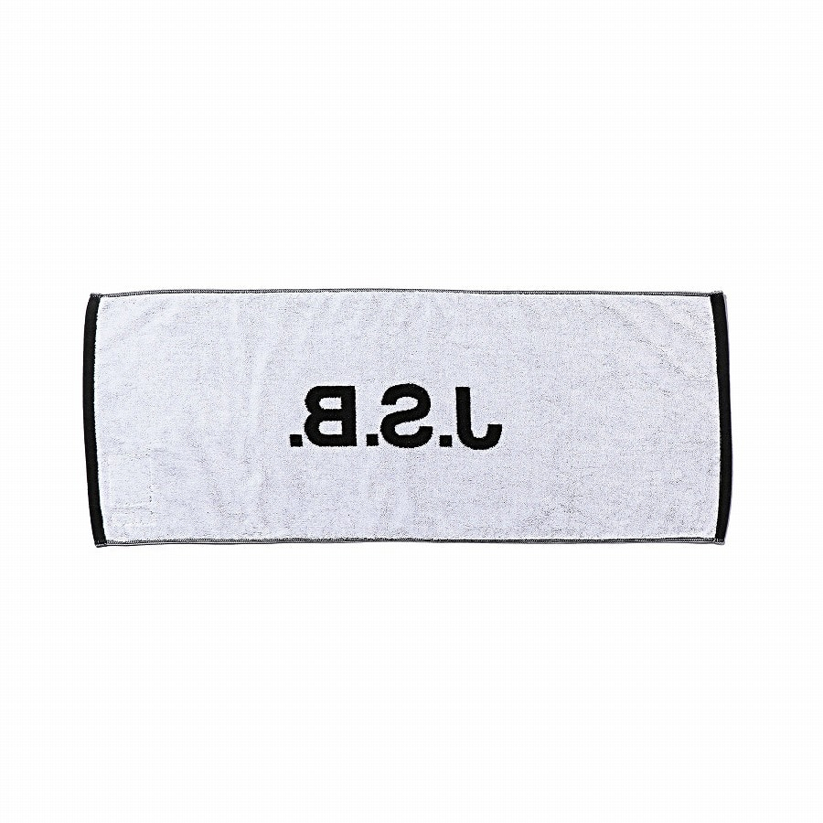 Logo Face Towel 詳細画像 White 2