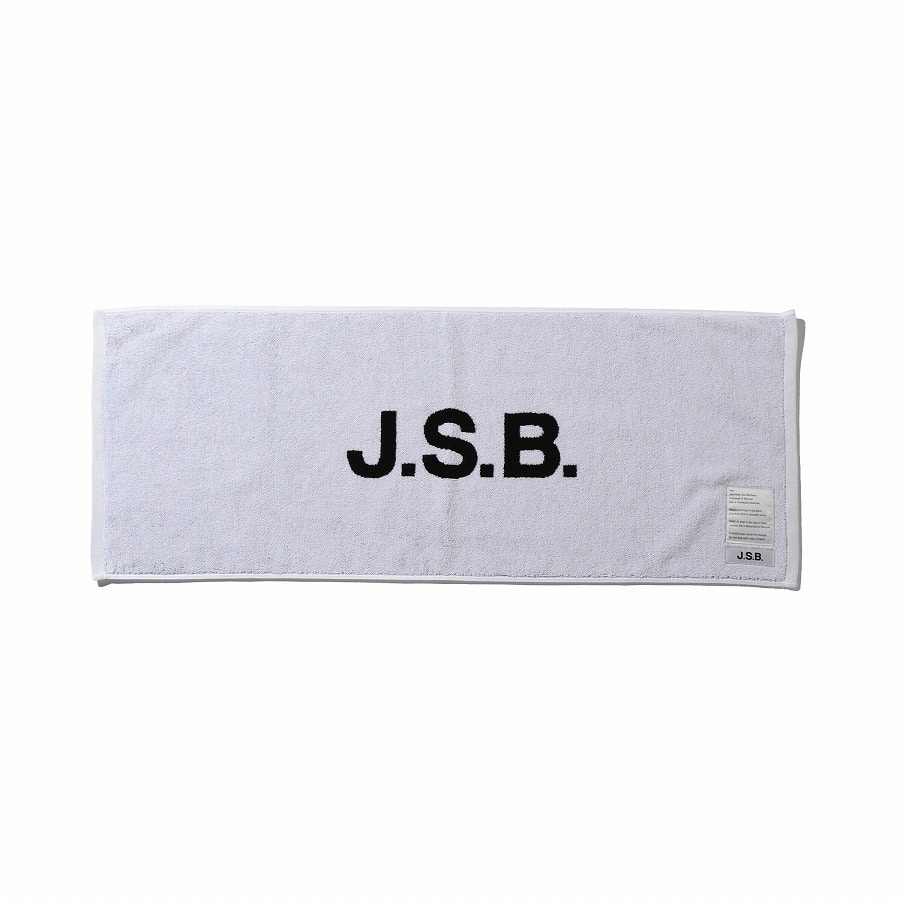 Logo Face Towel 詳細画像 White 1