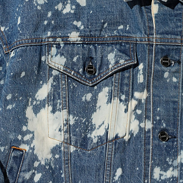 Bleach Denim JKT 詳細画像