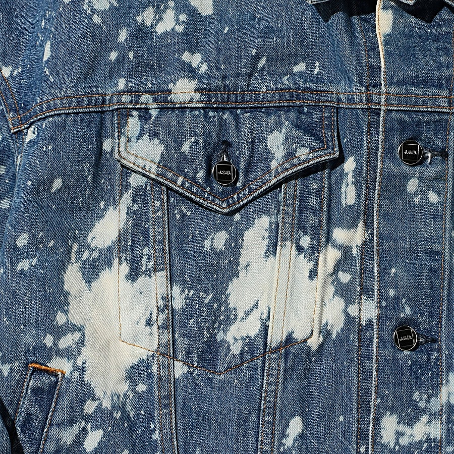 Bleach Denim JKT 詳細画像 Indigo 4