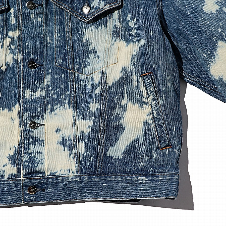 Bleach Denim JKT 詳細画像 Indigo 5