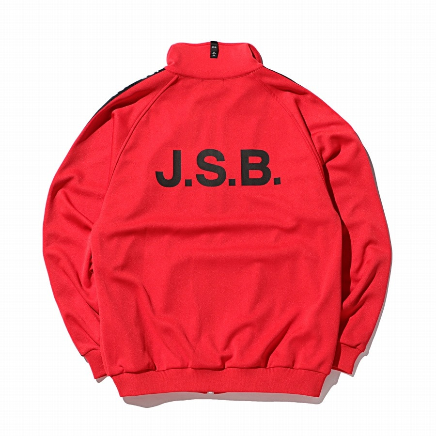 Logo Tape Track Top 詳細画像 Red 7