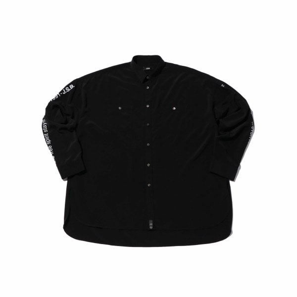 Sleeve Logo Big Shirt