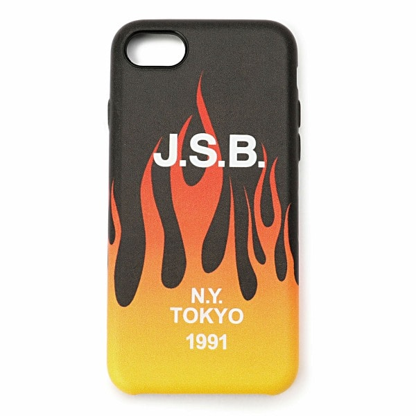 Fire Pattern iPhone 7.8 Case