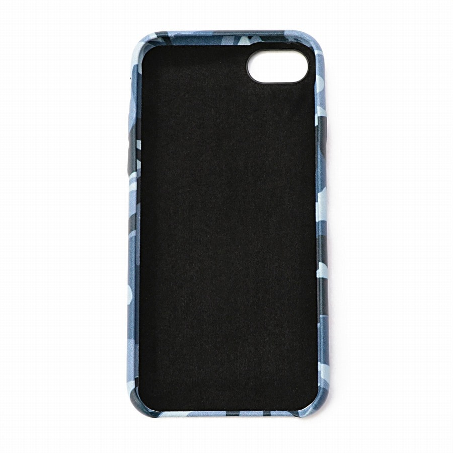 Color Camo iPhone 7.8 Case 詳細画像 Blue 1