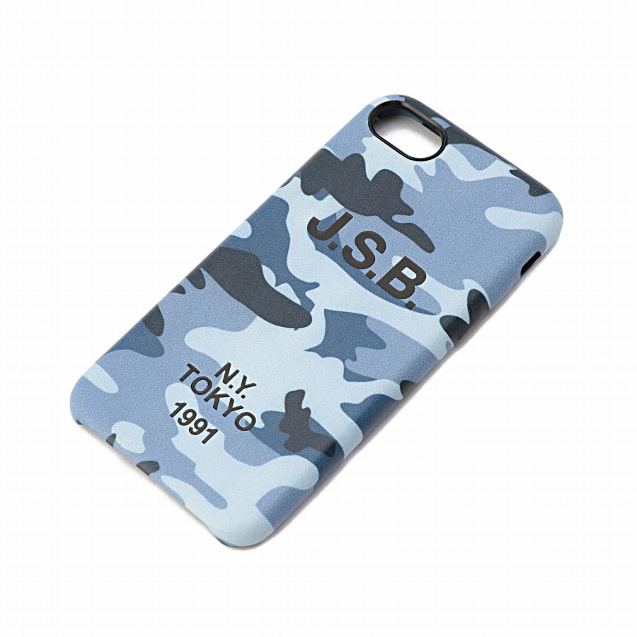 Color Camo iPhone 7.8 Case 詳細画像 Blue 2