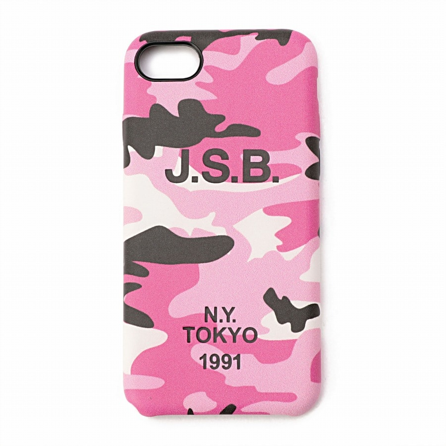 Color Camo iPhone 7.8 Case 詳細画像 Pink 1