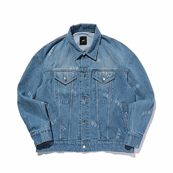 Laser Denim Jacket