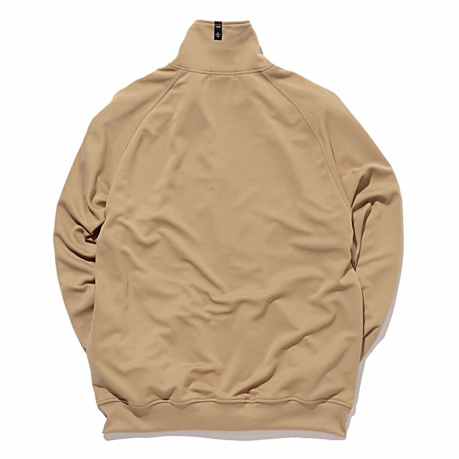 Zipper Track Top 詳細画像 Beige 1