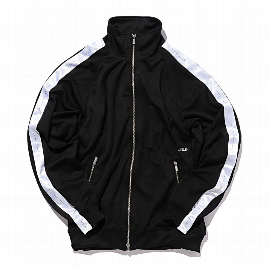 Zipper Track Top 詳細画像 Black 1