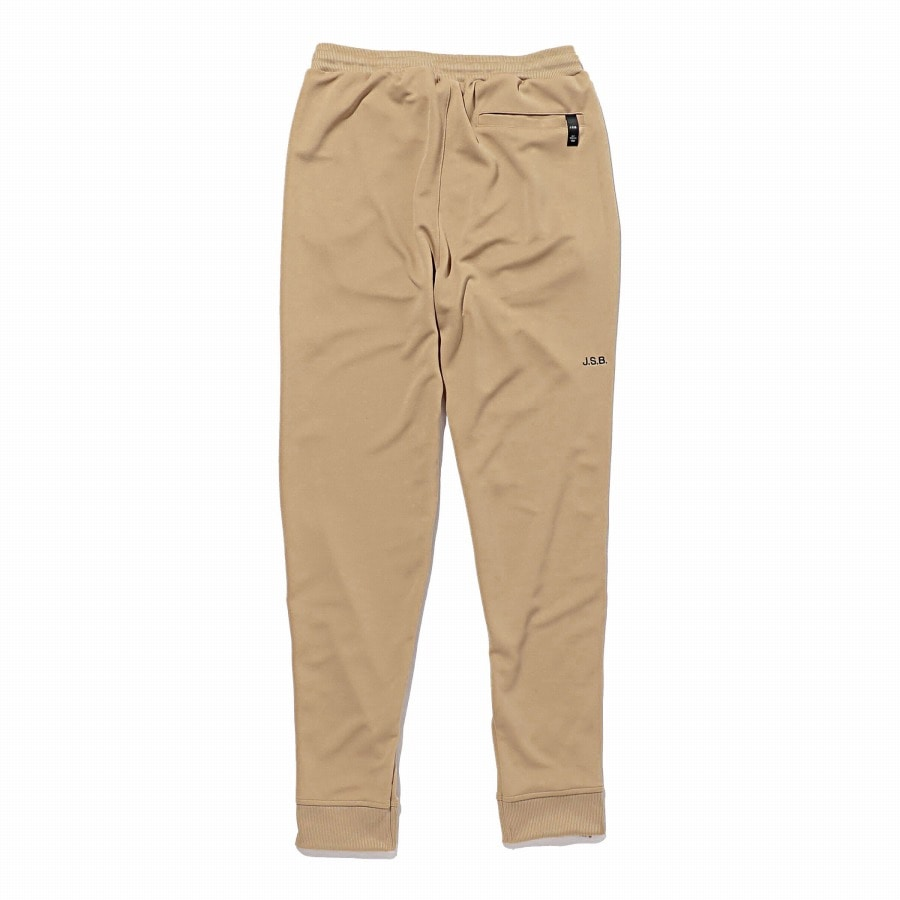 Zipper Track Pants 詳細画像 Beige 1