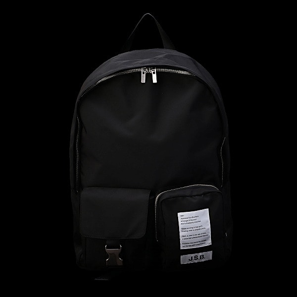 Logo Pocket Backpack 詳細画像
