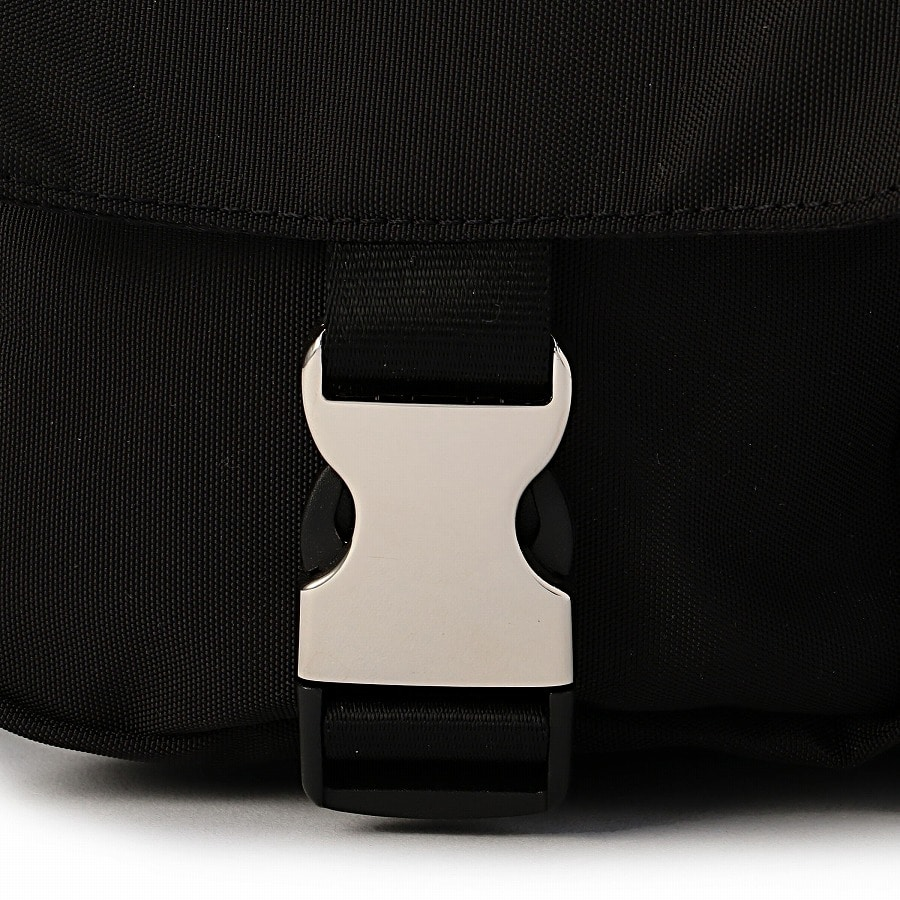 Logo Pocket Backpack 詳細画像 Black 4