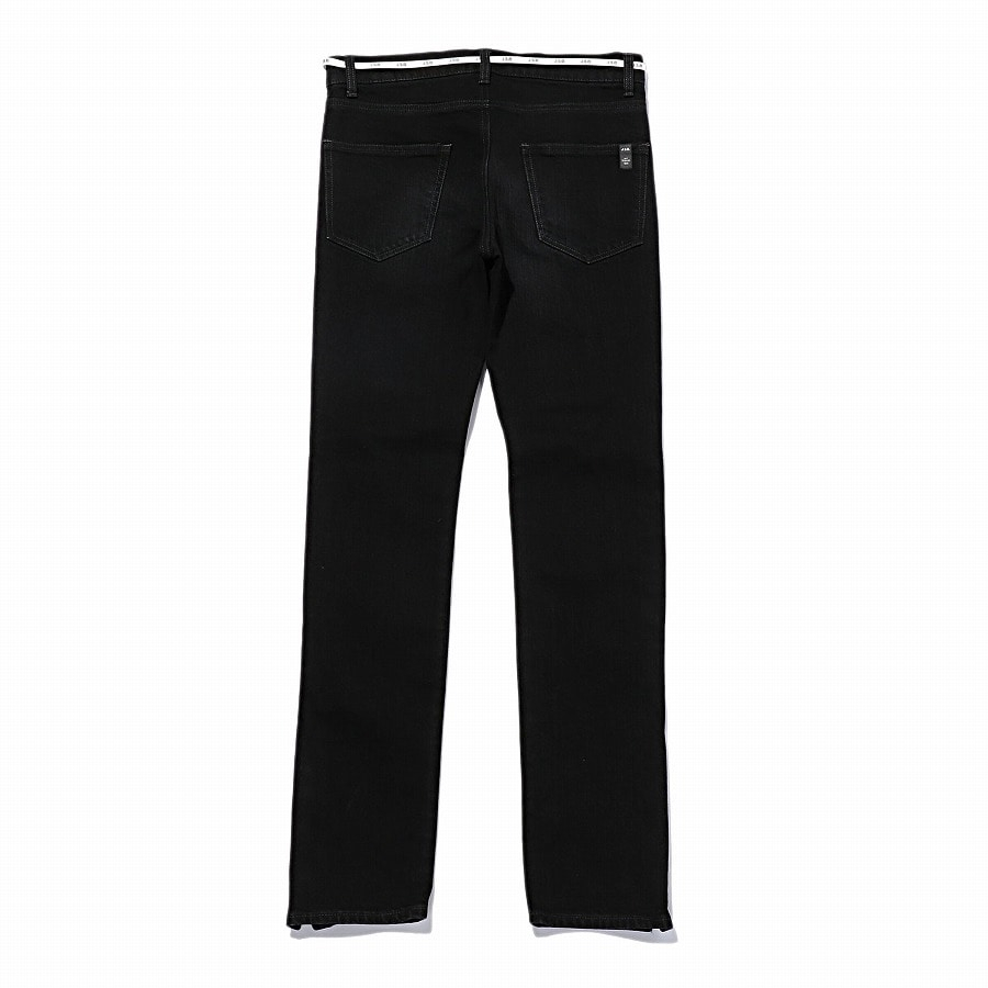 Crush Skinny Denim Pants 詳細画像 Black 1