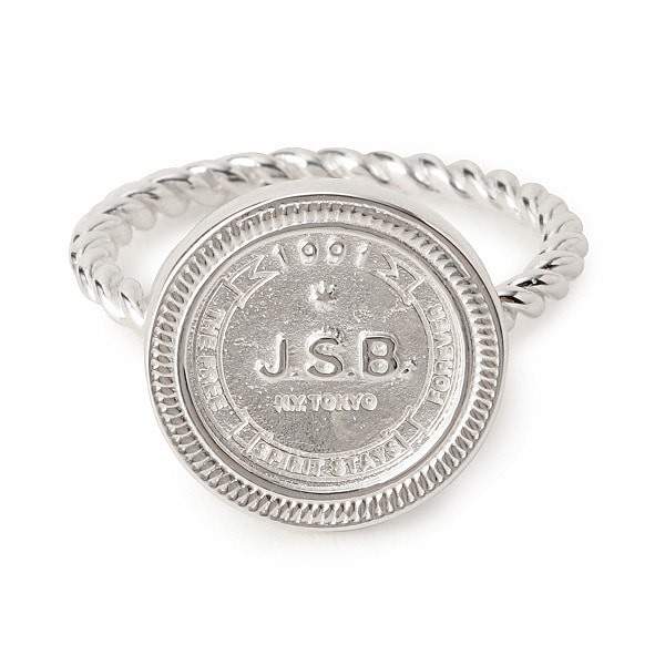 Logo Coin Ring