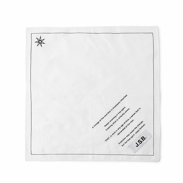 Message Handkerchief