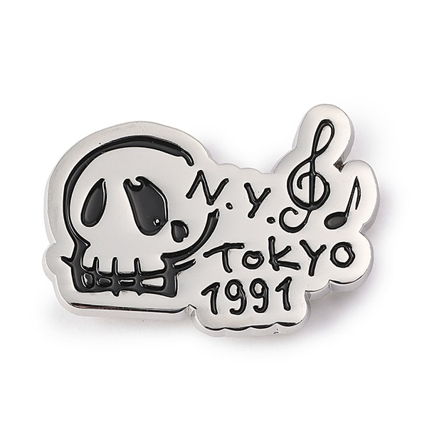 Iconic Logo Pins 詳細画像