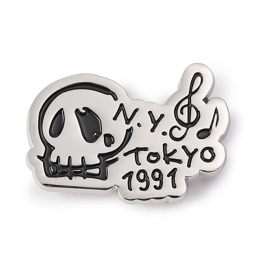 Iconic Logo Pins 詳細画像 Silver 1