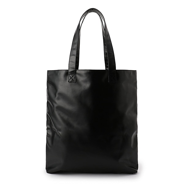 Outline Logo Leather Tote Bag 詳細画像