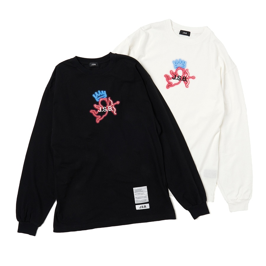 Angel Sign L/S Tee 詳細画像 White 8