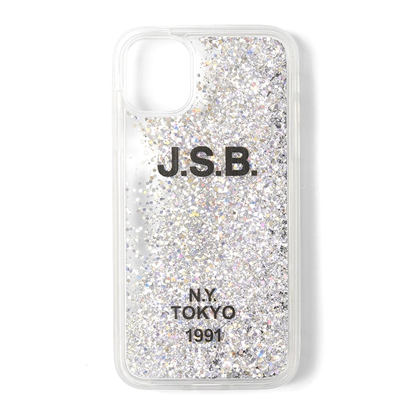 Glitter Logo iPhone Case