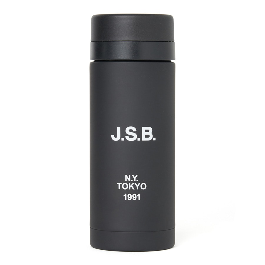 Logo Mini Bottle 詳細画像 Black 1