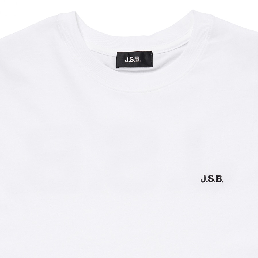 Reflection Logo S/S Tee 詳細画像 White 3