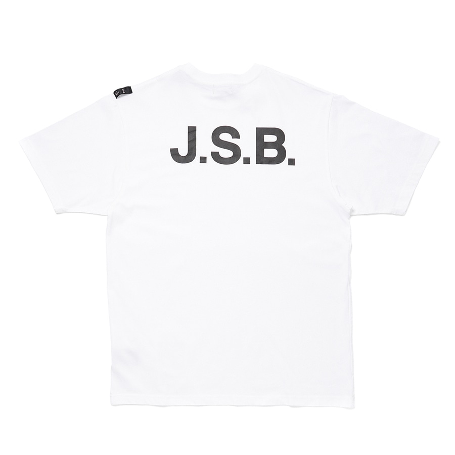 Reflection Logo S/S Tee 詳細画像 White 1