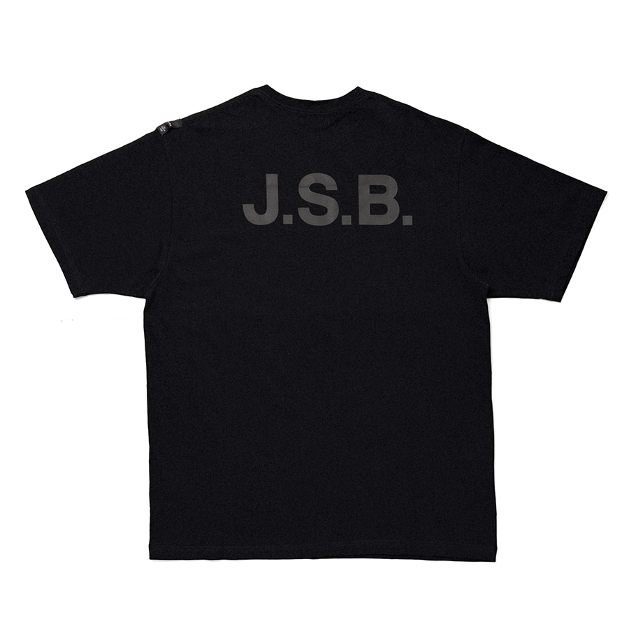 Reflection Logo S/S Tee 詳細画像 Black 1