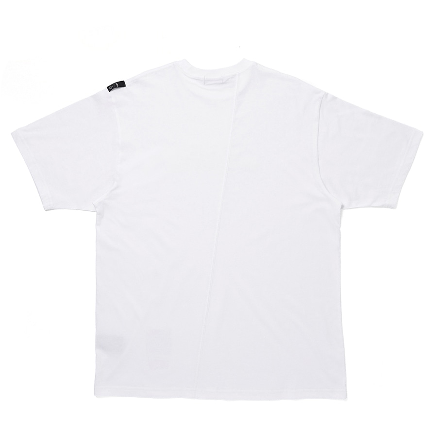 Cutting Logo Tee 詳細画像 White 1