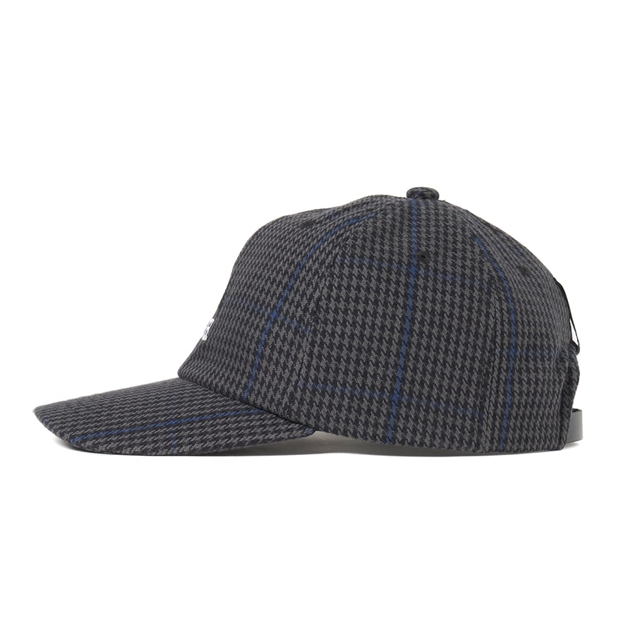 Wool Check Logo Cap 詳細画像 Beige 1