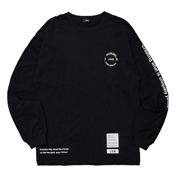 Message Logo L/S Tee