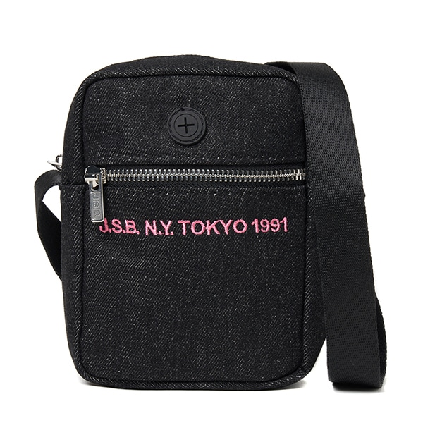 Simple Logo Shoulder Pouch