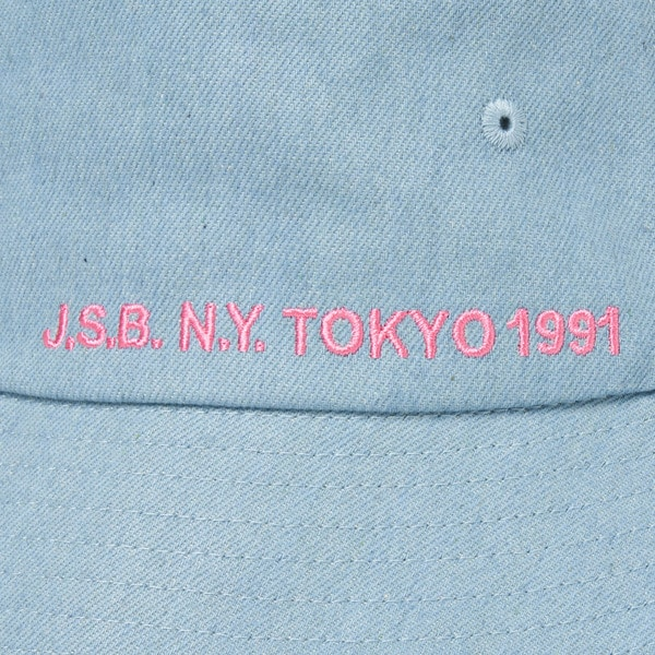 Simple Logo Bucket Hat 詳細画像