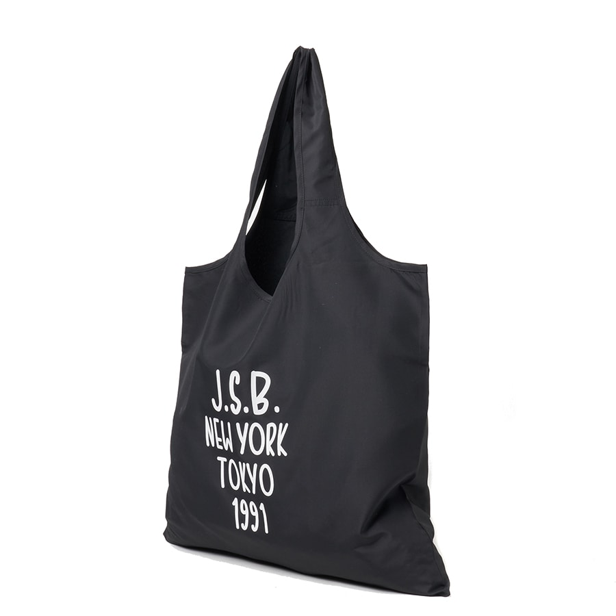 Pop Logo Daily Big Tote Bag 詳細画像 Black 1